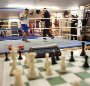 October 11 - International Chessboxing 'Crazy Horses'