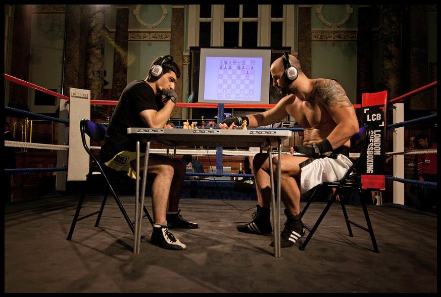 Dymer Agasaryan vs Darius Gelezinis