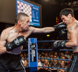 Former world champ Terry Marsh victorious in chessboxing comeback