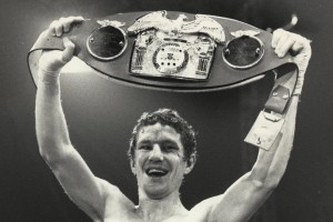 New fight announced - World Boxing Champ Terry Marsh!