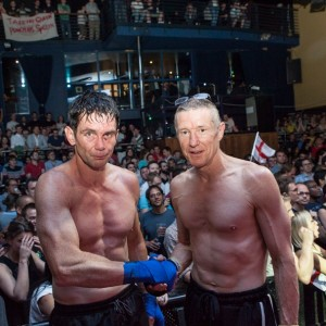June 14 'The Italian Job' - England wins chessboxing tournament