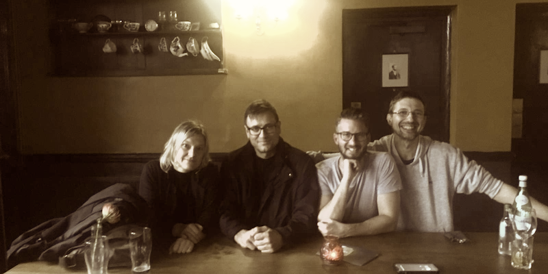 Podcast EP59: The old team back together